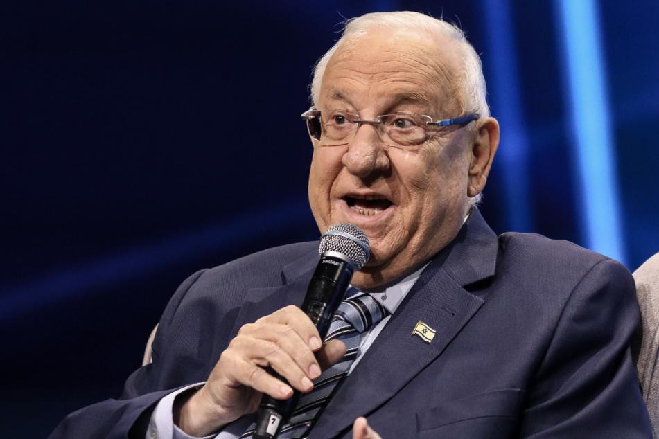 Reuven Rivlin(81), Staatspräsident von Israel.