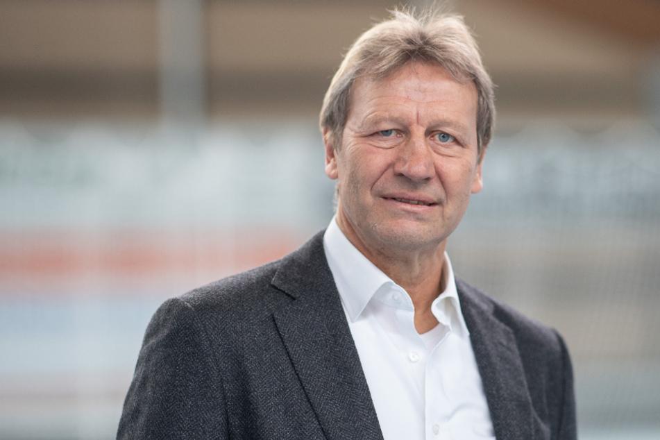 Ehrenspielführer Guido Buchwald (59).