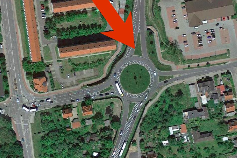 Dieser Kreisverkehr in Salzwedel lässt bei ALDI die Preise fallen! Das hat einen Grund!