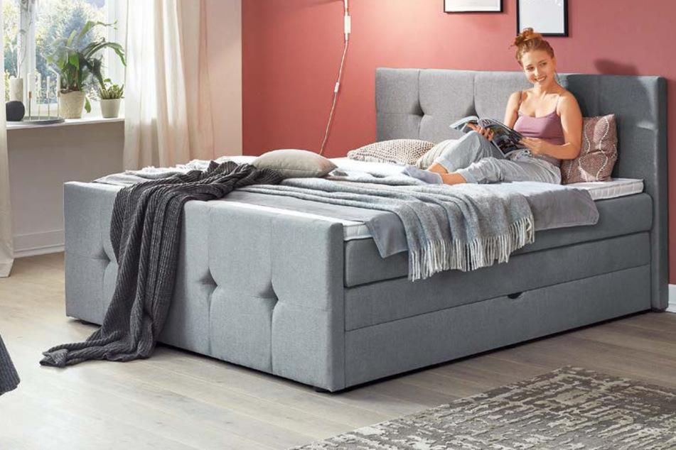 Wer dieses Bett günstig haben will, muss jetzt zuschlagen!