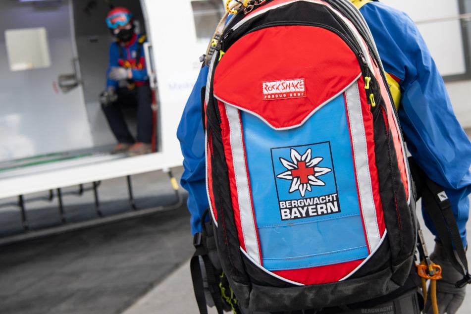 Fast 9000 Mal ist die Bergwacht Bayern im vergangenen Jahr ausgerückt, knapp 500 Mal mehr als im Vorjahr - ein neuer Rekord.