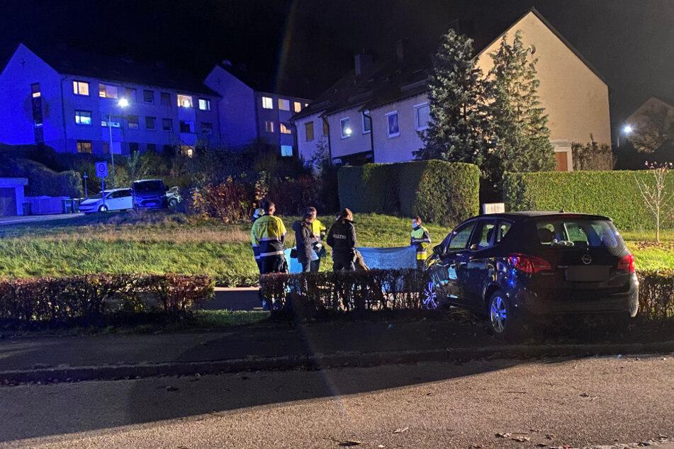 Tragödie nach harmlosen Vorfahrtsunfall: Frau stirbt vor Augen des Ehemannes