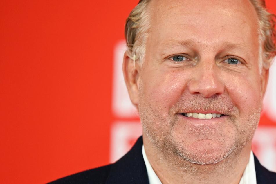 Philip Holzer (55), Aufsichtsratsvorsitzender der Eintracht Frankfurt Fußball AG, ist voller Bewunderung für Atalanta Bergamo.