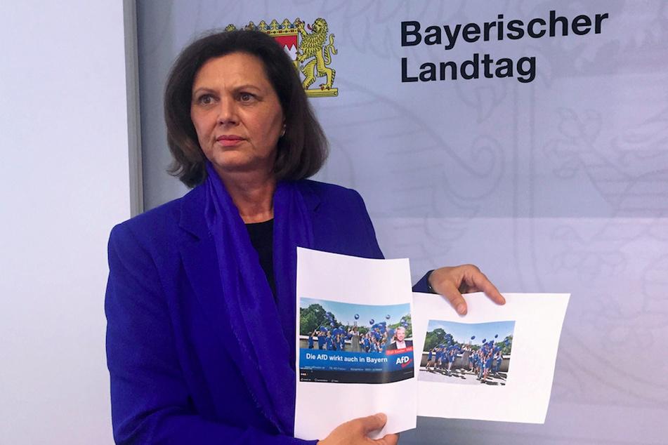 München: AfD-Logo auf Aigner-Foto montiert: Strafbefehl für Abgeordneten