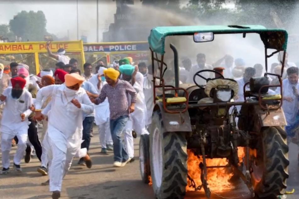 Zehntausende Bauern gehen in diesem Land auf die Straße: Das ist der Grund