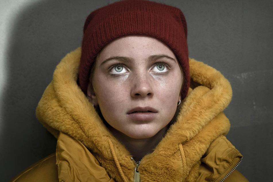 Lisa von Bode (Alix Heyblom) als Entführungsopfer.