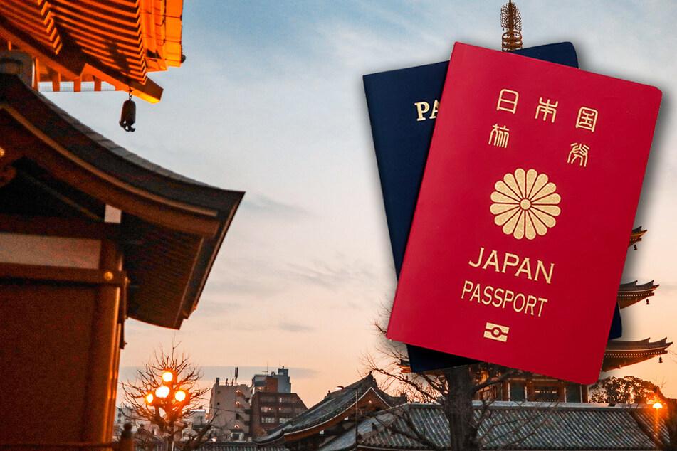 Japan hat weiterhin den mächtigsten Reisepass weltweit.