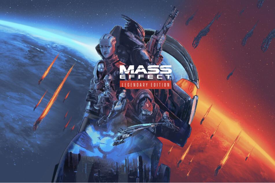 """In der """"Mass Effect Legendary Edition"""" erleben wir als Commander Shepard die so gefeierte Trilogie erneut - nur diesmal in wunderschöner 4K-Grafik."""