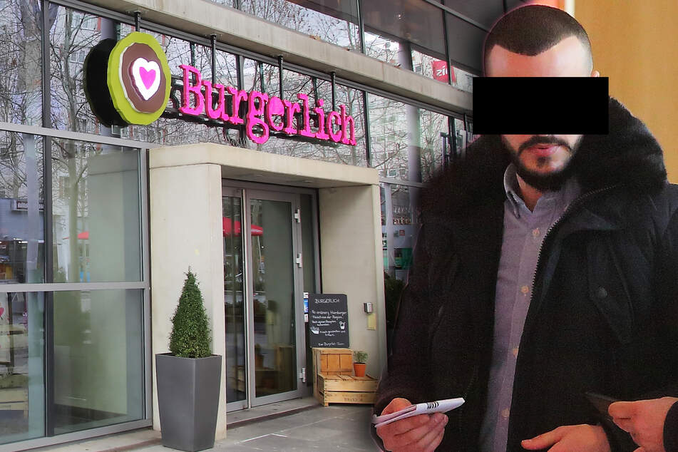 """Zoff im """"Burgerlich"""": Küchenschlacht mit Eisschaufel und Steakmesser endete vor Gericht!"""