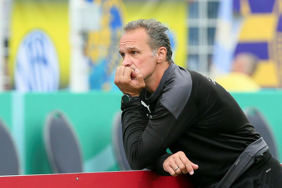 Almedin Civa verpasste den Sieg mit dem FCL. (Archivbild)