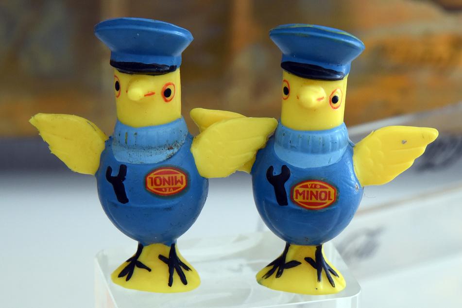 Den süßen Kult-Vogel gibt es auch heute noch in Leipzig zu kaufen.