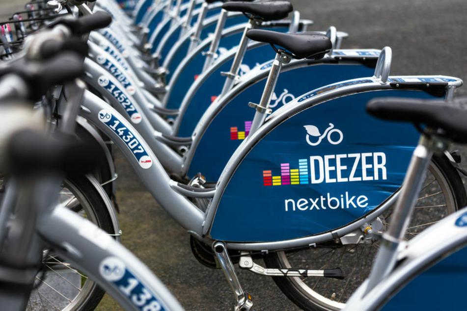 Aus Blau mach Schwarz-Gelb: nextbike liebt nun Lebensmittel!