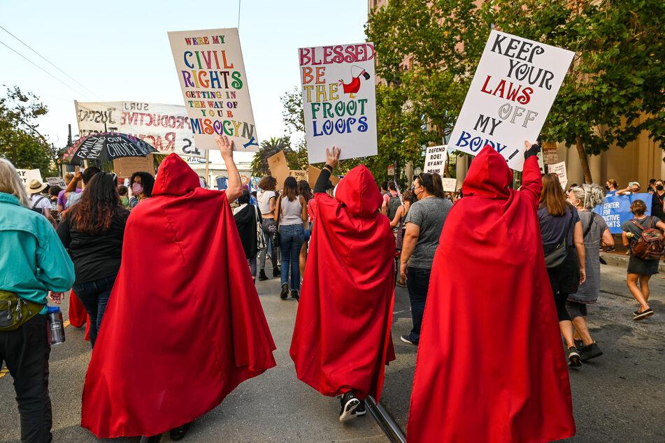 US-Gericht setzt heftiges Abtreibungsgesetz in Texas aus