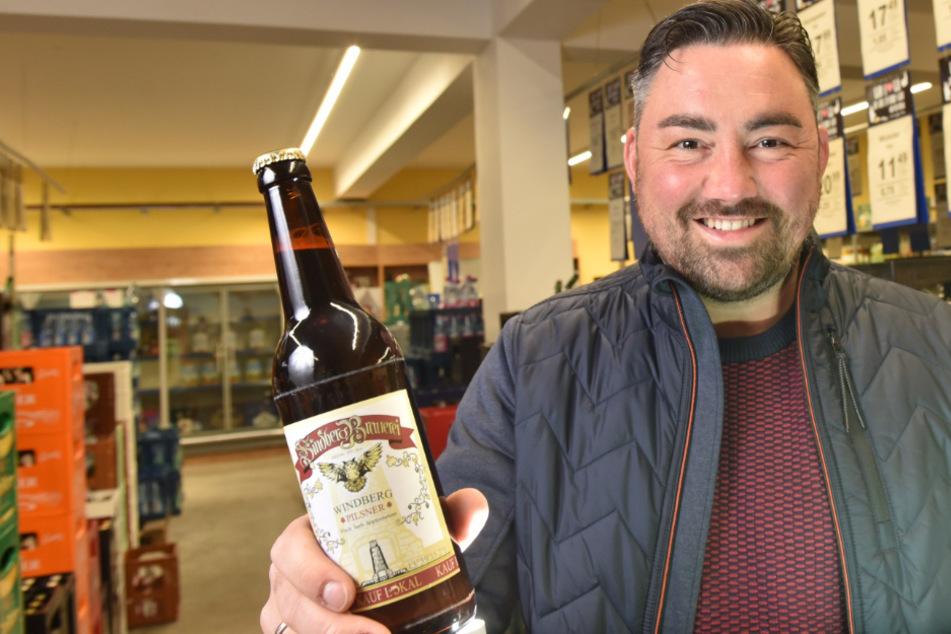 """""""Rotkopf Görg"""": Freital hat jetzt sagenhaftes Bier, doch eine Sache fehlt noch"""