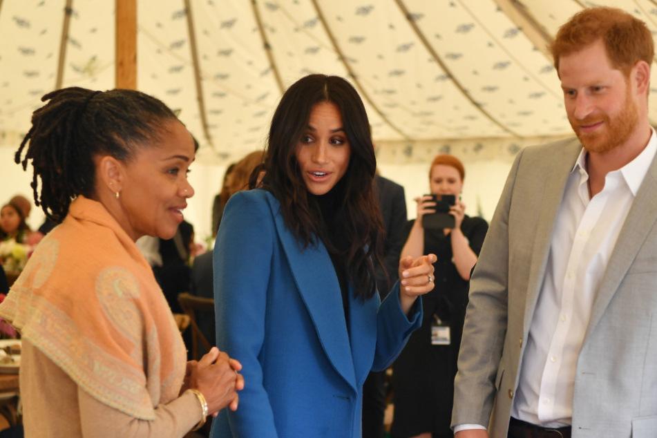 Prinz Harry: Meghan soll jahrelang unter Rassismus gelitten haben