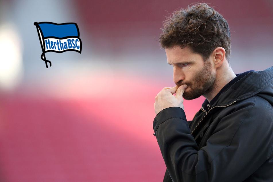 Ist für Herthas Sportdirektor im Sommer schon wieder Schluss? Friedrich lässt Zukunft offen