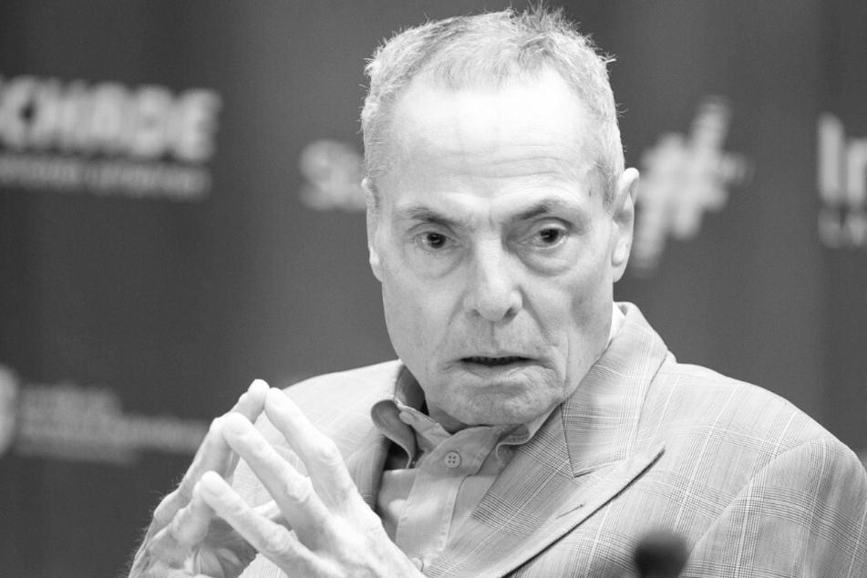 Schauspieler Dieter Laser ist Ende Februar gestorben.