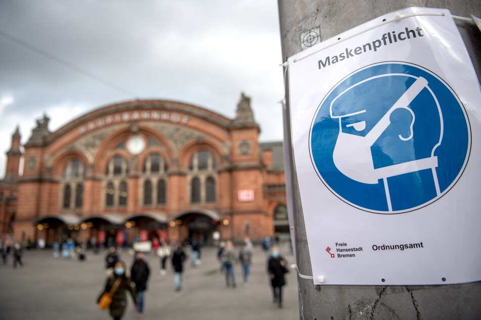 In Bremen sind bereits 76,5 Prozent aller Bürger vollständig gegen Corona geimpft.
