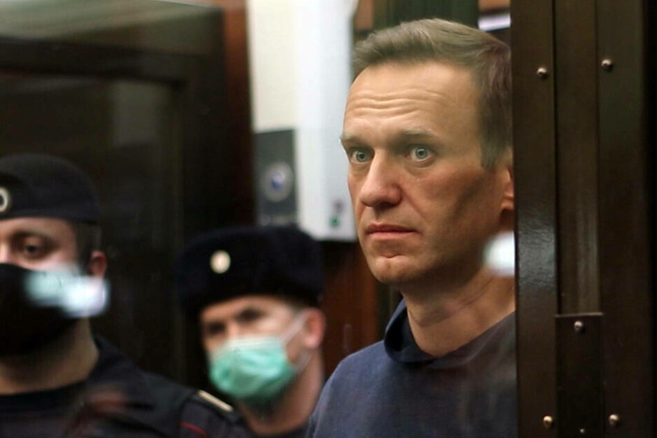 Russian opposition activist Alexei Navalny has been sentenced to 3.5 years in prison.