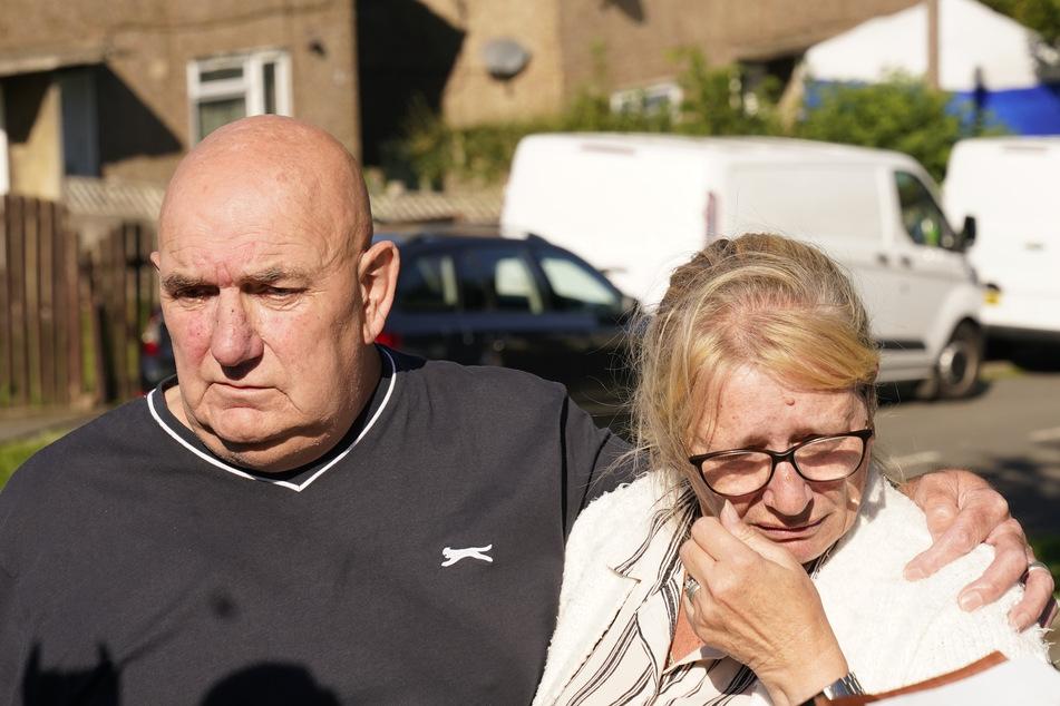 Debbie und Trevor Bennett, die Großeltern von zwei der Opfer, sind völlig aufgelöst.