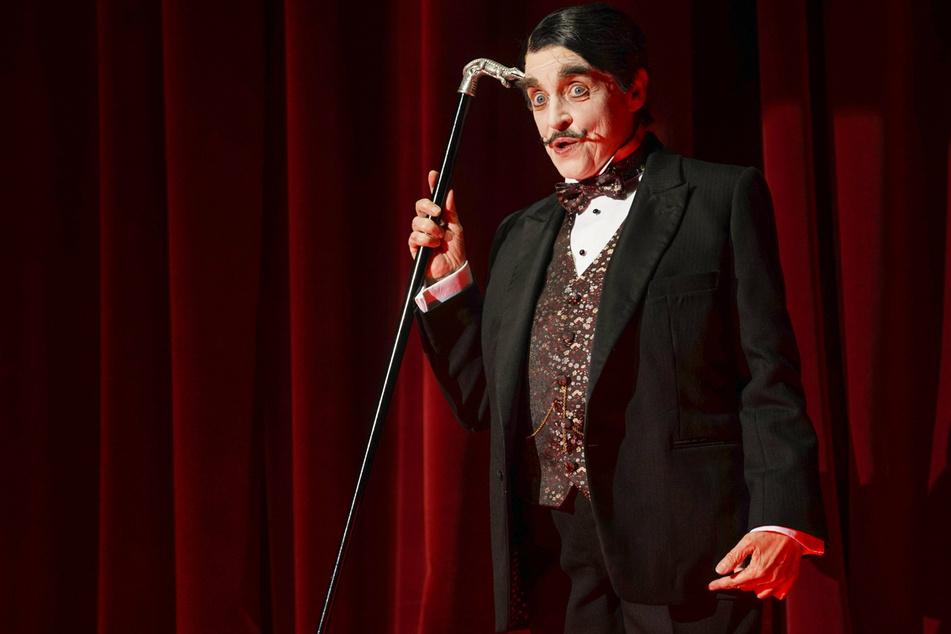 Die Schauspielerin Katharina Thalbach (67) wird Privatdetektiv Hercule Poirot spielen.