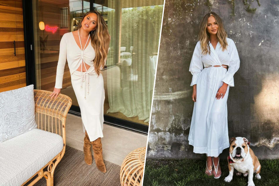 """Chrissy Teigen complains of being in the """"cancel club"""" after her social media bullying"""