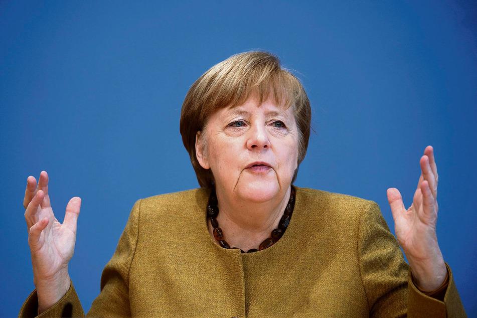 Kanzlerin Angela Merkel (66, CDU) und ihre Regierung stehen wegen des langsamen Impfstarts mächtig unter Druck.
