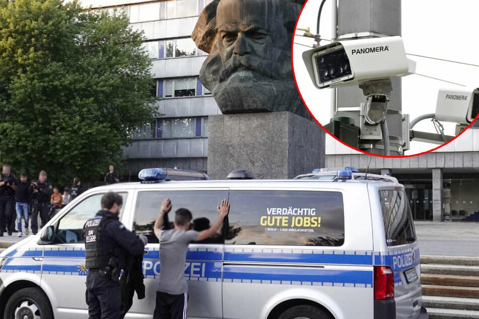 Chemnitz: Sind Chemnitz' gefährliche Orte überhaupt noch gefährlich? Linke fordert Überprüfung