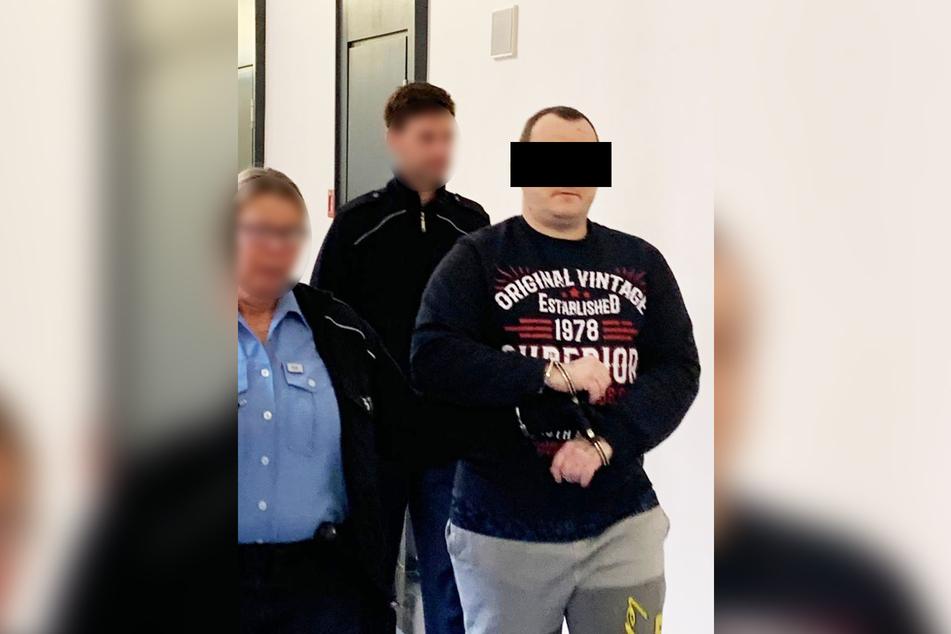 """""""Selbstbedienung"""" der kriminellen Art: Knast für den Schrecken von Reick"""