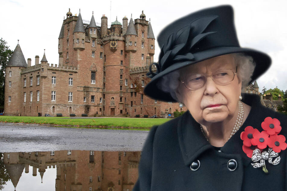 Queen Elizabeth II (94) is related to the accused through her mother's side.