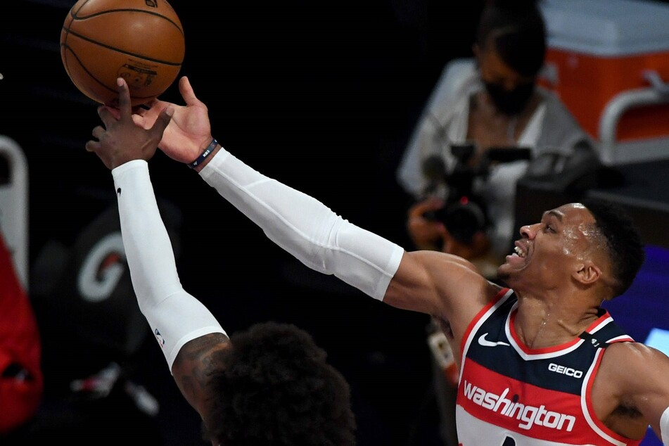 NBA: Westbrook owns the night as the Wizards win a thriller in Indy