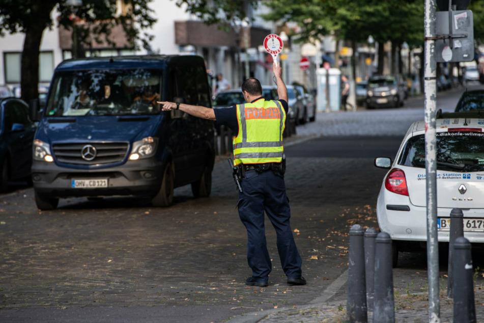 Berlin: Kontrollwoche: Berliner Polizei nimmt Verkehrssünder ins Visier