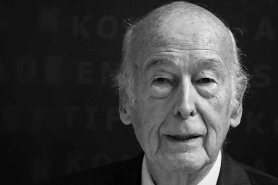 Ehemaliger französischer Präsident Giscard d'Estaing († 94) gestorben