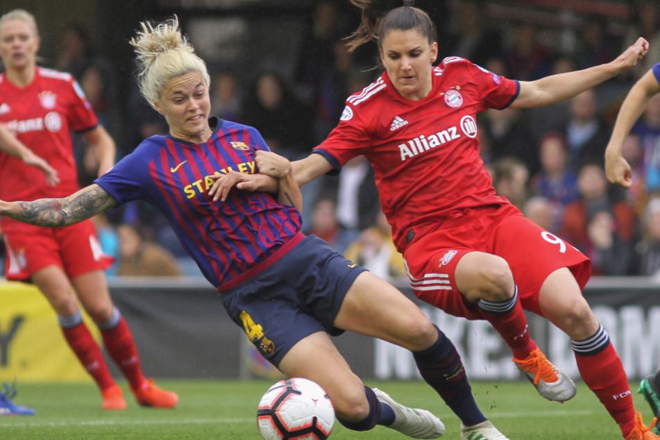 Die Fußball-Frauen des FC Bayern München freuen sich nach fast dreimonatiger Pause auf den Neustart. (Archivbild)