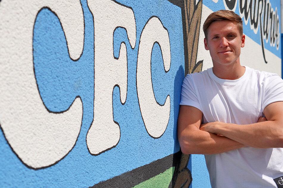 Zweiter Neuzugang beim CFC: Lukas Aigner (24) vom SV Wacker Burghausen.