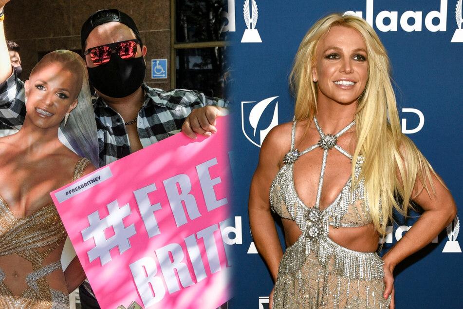 Britney Spears: Unterdrückt von ihrem eigenen Vater? Stars stellen sich hinter Britney Spears