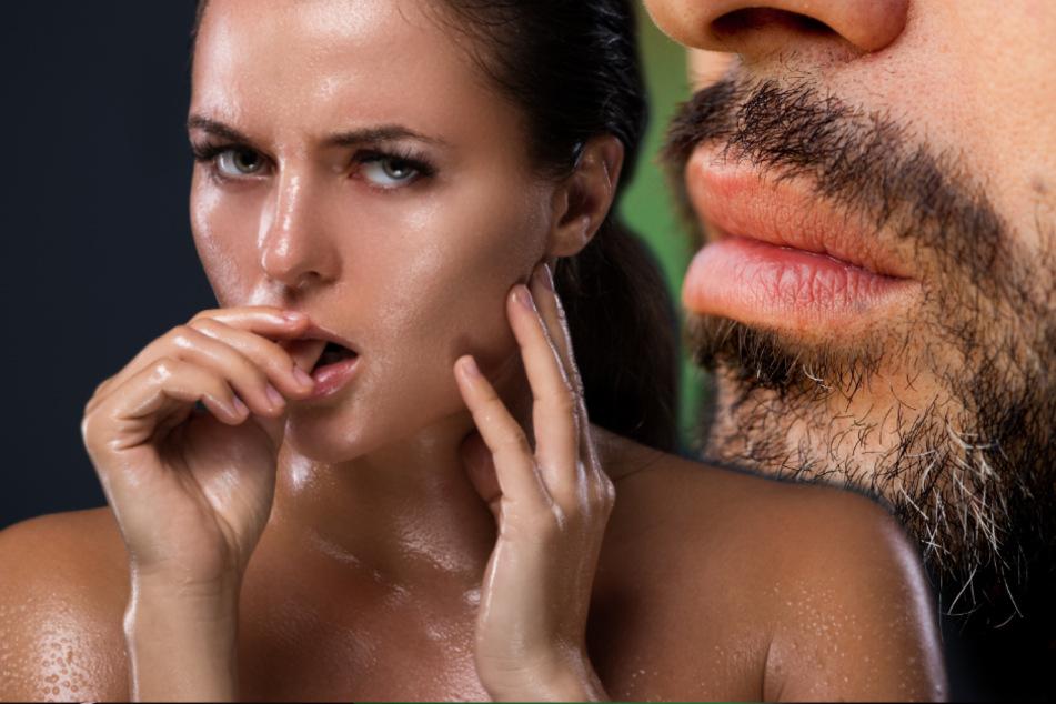 Sexuell erregt oder nicht? Männer können die Lust der Frau riechen!