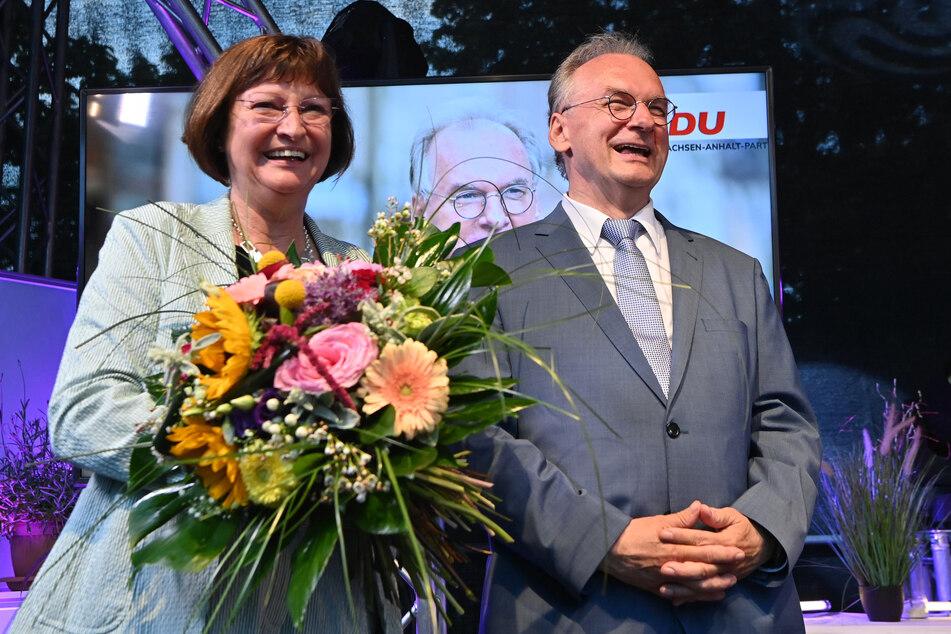 Wahlsieg der CDU in Sachsen-Anhalt: Haseloff vor schwieriger Partnerwahl