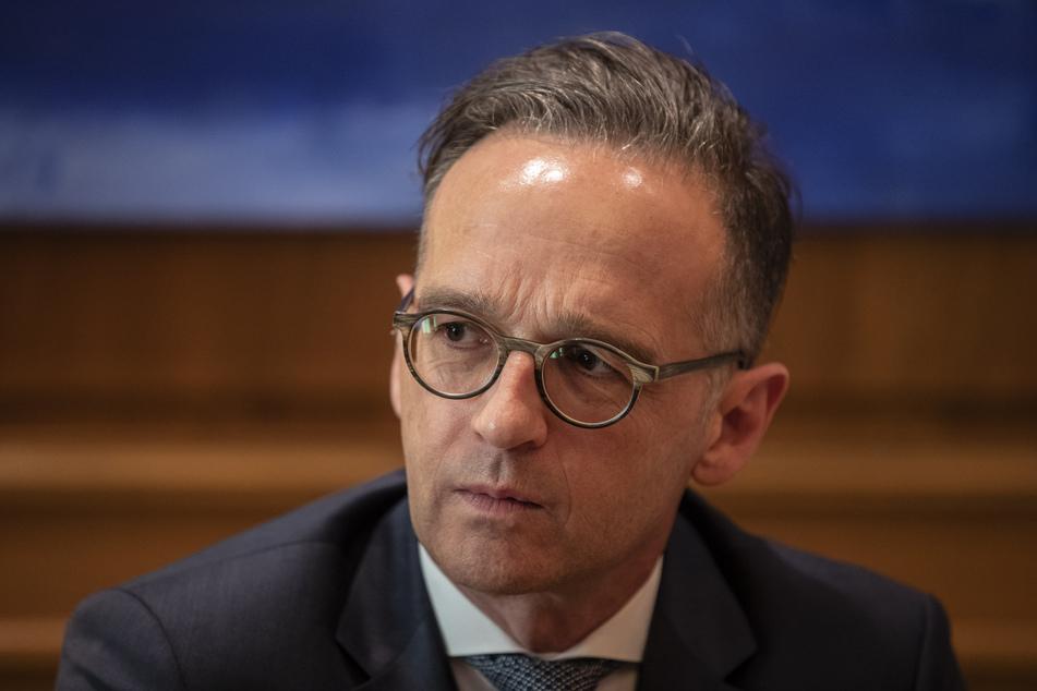 Heiko Maas, Außenminister von Deutschland.