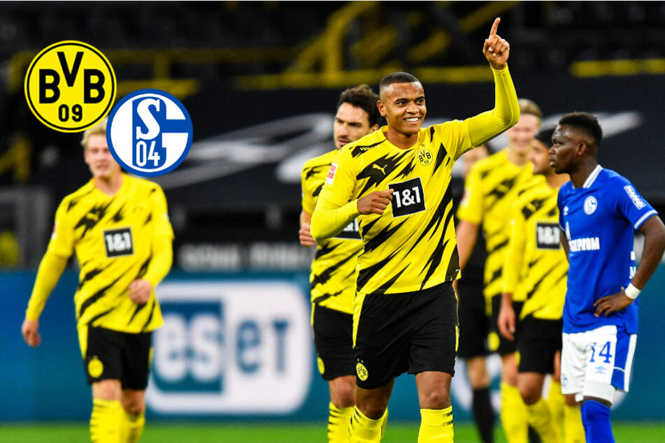 BVB triumphiert gegen den FC Schalke dank Haaland, Hummels und Akanji!