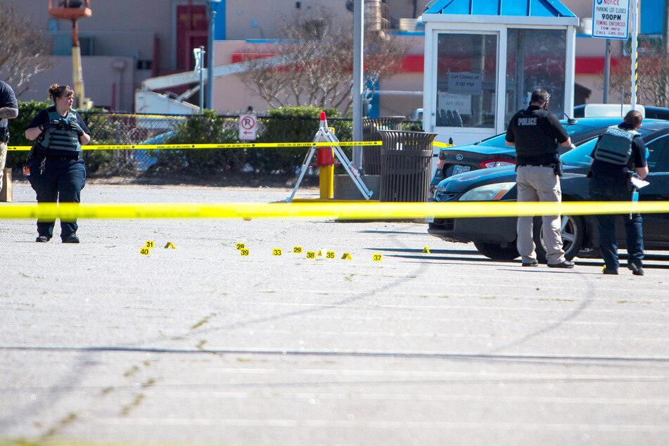 Schüsse und Chaos in ganzer US-Stadt: Zwei Tote, mehrere Verletzte!