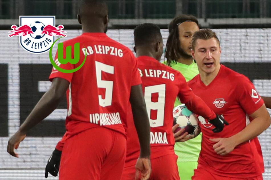 Erst Pechvogel, dann Glückspilz! Orban rettet RB Leipzig in Wolfsburg