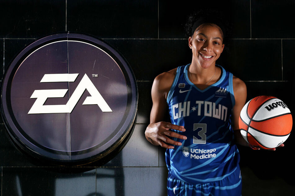 Candace Parker makes history as first WNBA star on NBA2K cover!