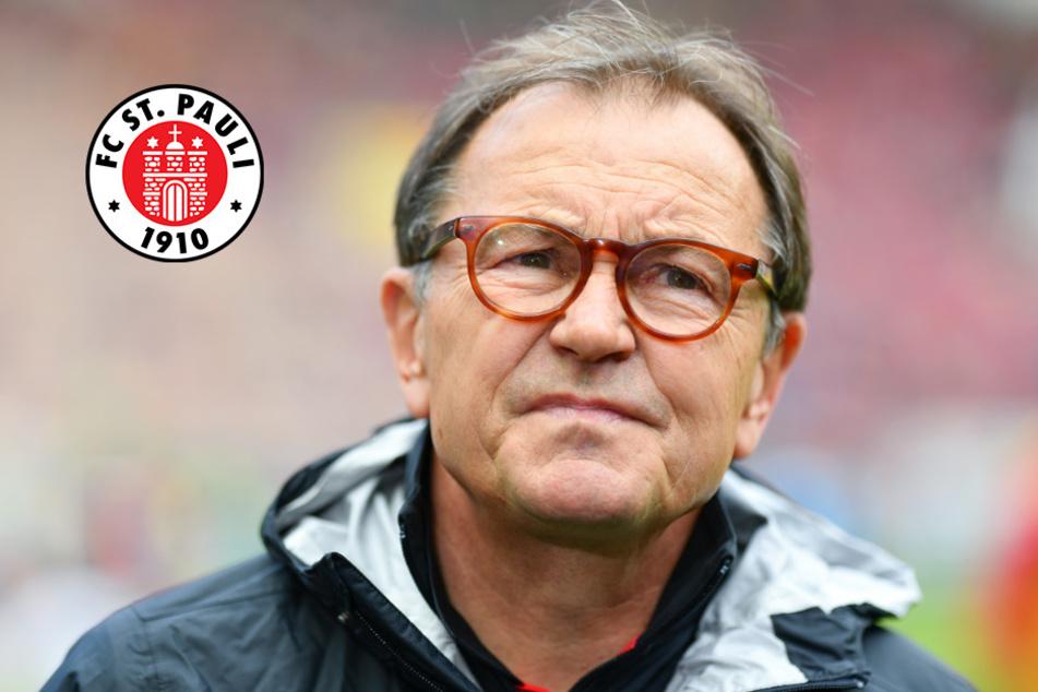 FC St. Pauli: Lienen will Obergrenzen für Profi-Gehälter und Ablösesummen
