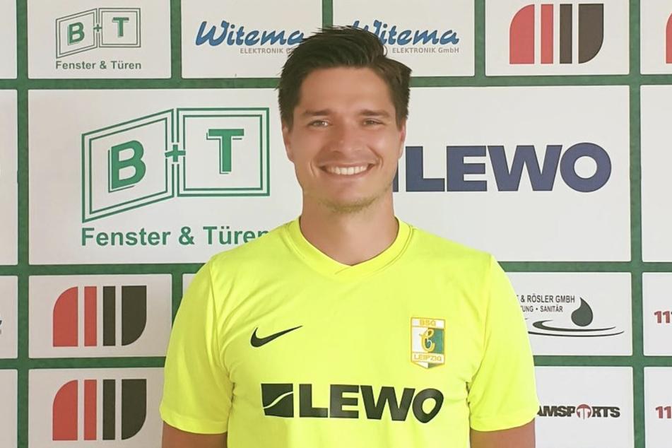 Benjamin Bellot (29) hat seinen Vertrag bei der BSG um zwei Jahre verlängert.