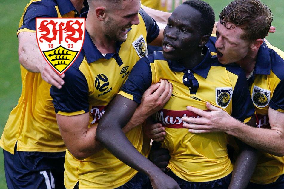 VfB steht kurz vor der Verpflichtung von Sturmtalent Alou Kuol
