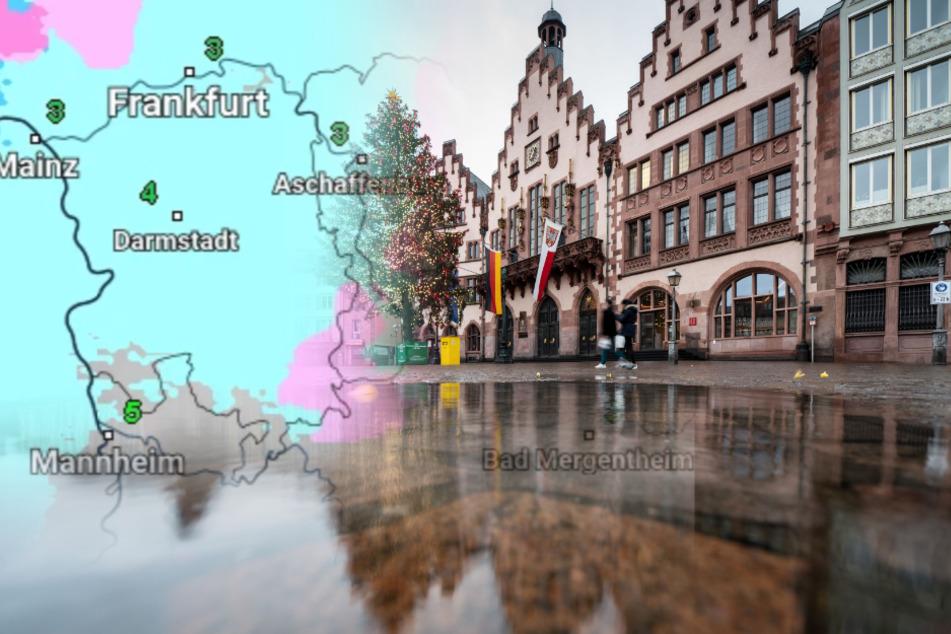 Aussichten: Bei diesem Hessen-Wetter fällt das Zuhausebleiben nicht schwer