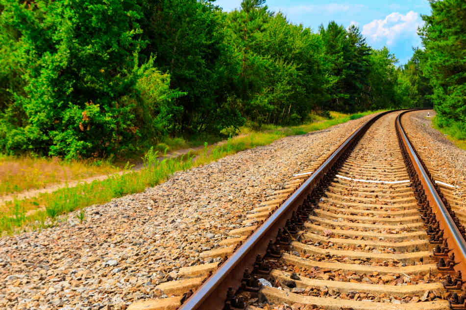 Auf der Bahnstrecke zwischen Grimma und Großbothen musste am Donnerstag ein Personenzug eine Sofortbremsung einleiten, um einen 17-Jährigen nicht zu überfahren. (Symbolbild)