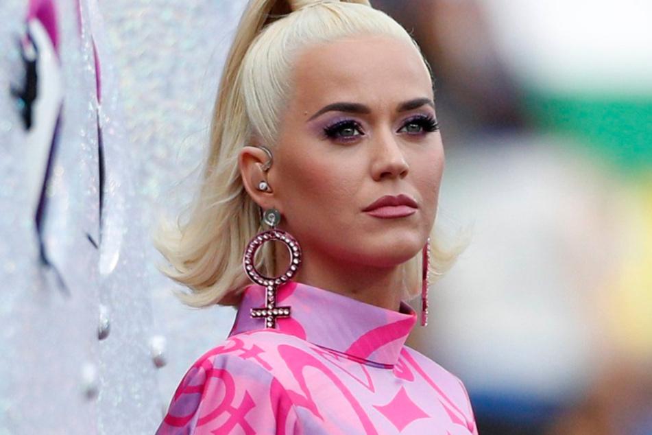 Katy Perry und ihr Hund ernähren sich jetzt vegan: Im Netz hagelt es Kritik