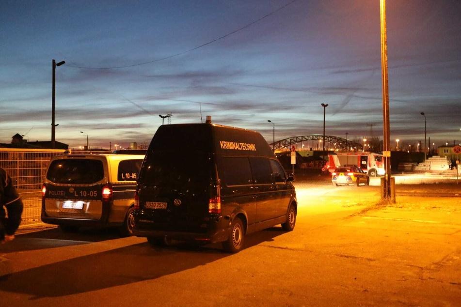 Leipzig: Leiche auf Bahngelände in Leipzig gefunden!